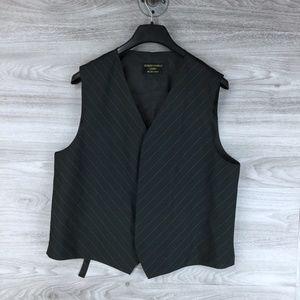 Giorgio Fiorelli Pinstripe Suit Vest